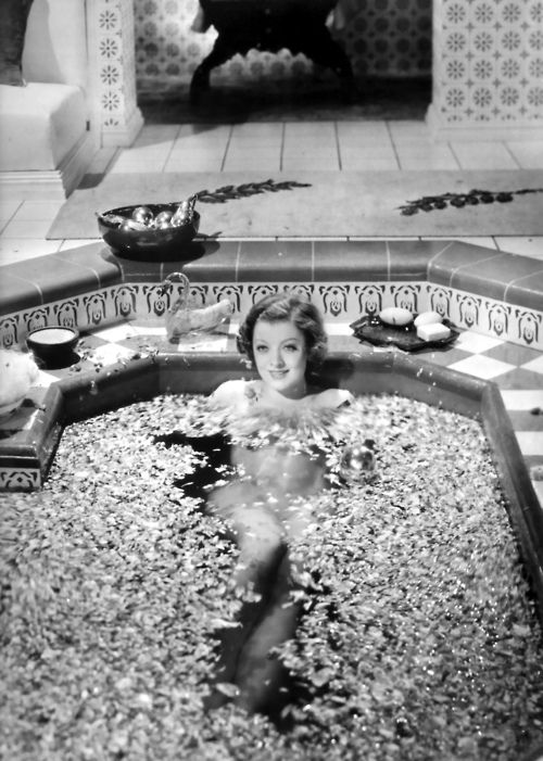 Great still of Myrna Loy in The Barbarian (1933).  Not a great film but honestly, who cares?.  Pre-code films rule….