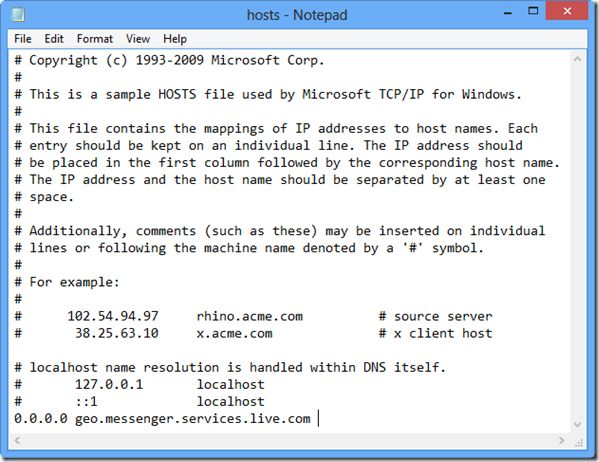 Cómo desactivar el inicio de sesión automático al Messenger a través de Outlook.com