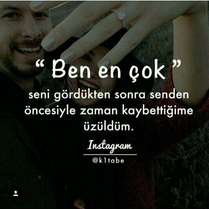Sevgi Statuslari Turkce
