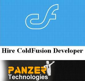 Your search for an expert ColdFusion developer ends at Panzer Technologies, we have smart and well knowledge developers to develop apps on your requirement.