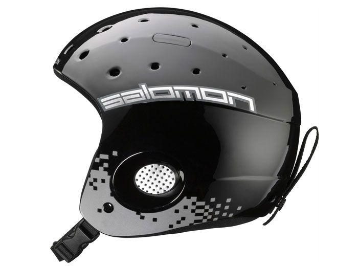 Casco Niño Salomon Zoom Junior. Equipamiento de Montaña, Freeride, Ski.