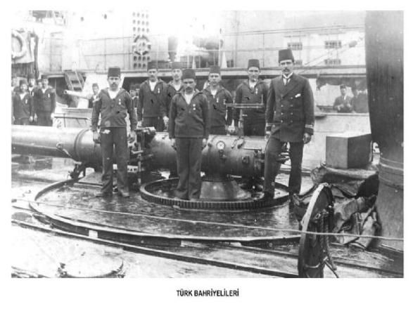 Türk bahriyelileri  http://kpssdelisi.com/question/18-mart-canakkale-zaferi/