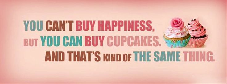 Cupcakes totally make our day! Doesn't it? :D
