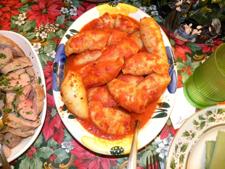 This is my Italian family's Stuffed Squid recipe for the Feast of the 7 Fishes on Christmas Eve! Cuisine: Italian Course: Entree Style: Servings: S