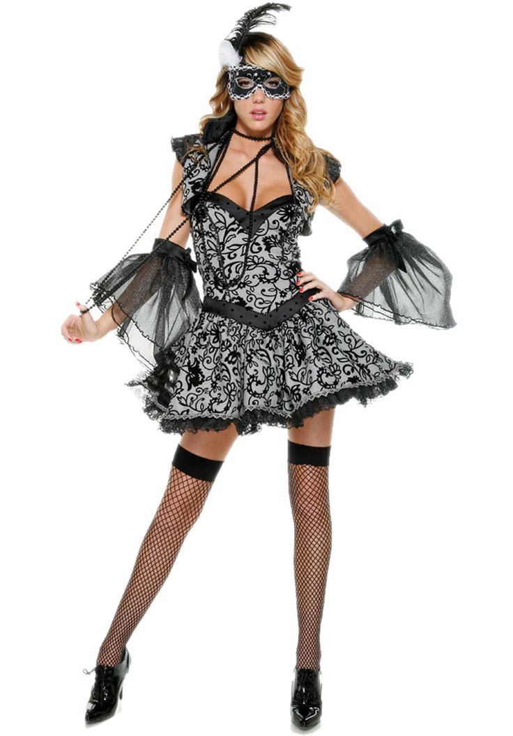 Masked Beauty Costume - Forplay - Forplay Costumes at Escapade™ UK - Escapade Fancy Dress on Twitter: @Escapade_UK