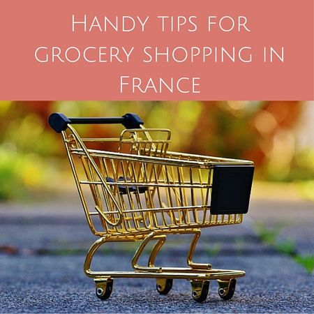Oui In France 9 Handy tips for grocery shopping in France