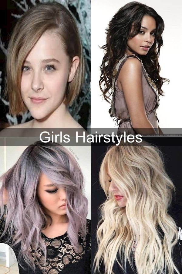 New Haircut For Girls Little Girl Party Hairstyles 2016 Short Hairstyles For Ladies In 2020 Hair Styles Girl Hairstyles Short Hair Styles 2016