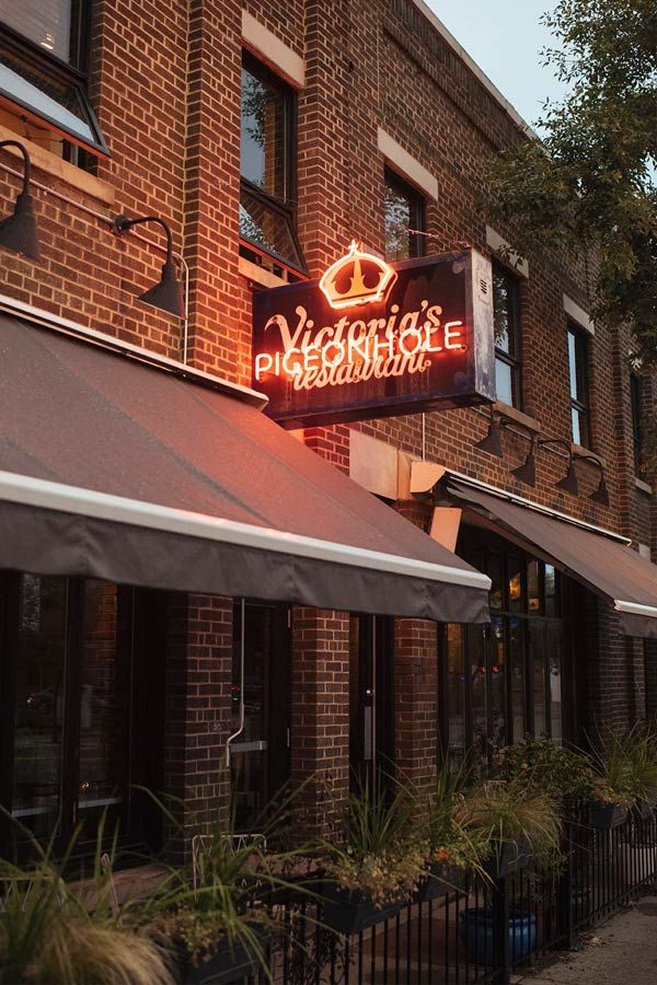 Pigeonhole Restaurant | Calgary, Alberta | Canada's Best New Restaurant 2015 | 1/10