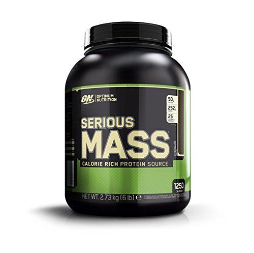To get big you need to lift big and eat big. But you can only eat so much food. That's where Serious Mass can help. With 1250 calories 50 grams of protein to support muscle recovery and 250+ grams ...