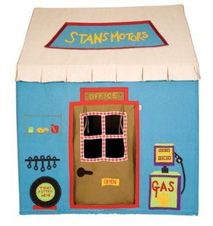 Motors Garage Playhouse Tent-Motors Garage Playhouse Tentluxury toychilds playhouse  sc 1 st  Pinterest & 28 best Playhouse tent images on Pinterest | Card table playhouse ...