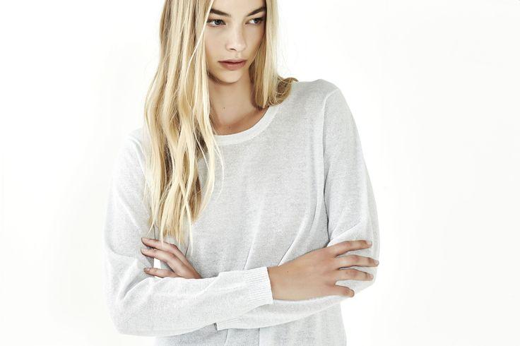 Anna Lurex / Silver