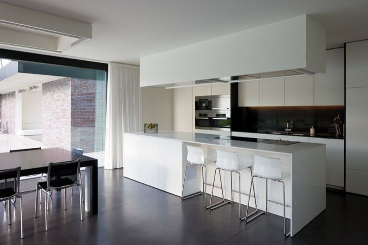 Prachtige moderne keuken van Bauformat Onze eigen keukens - preise nobilia küchen