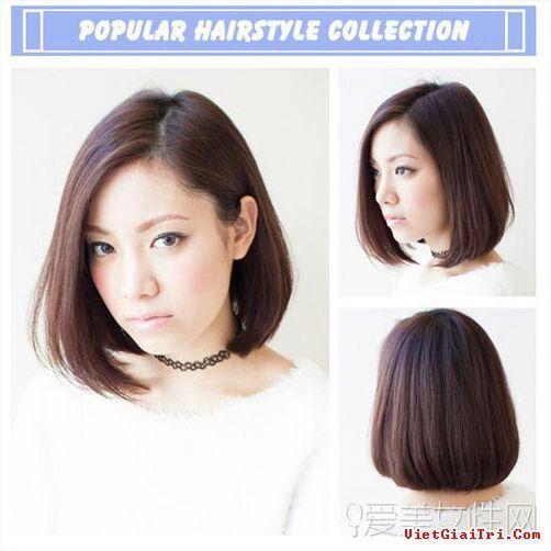 Japanese Hairstyle                                                       …