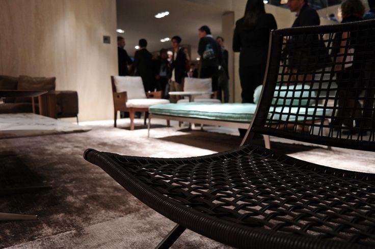 FLEXFORM PETER #armchair, designed by Antonio Citterio. Find out more on www.flexform.it