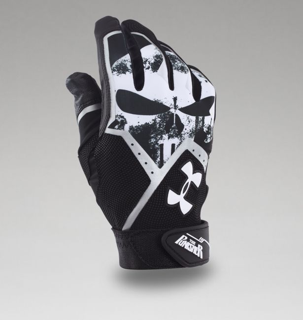 punisher gloves