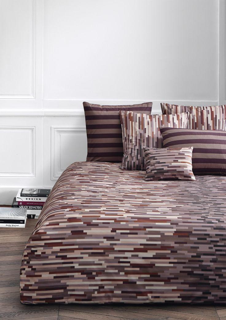 Les 25 meilleures id es de la cat gorie rideaux de drap de lit sur pinterest - Sonia rykiel linge de lit ...