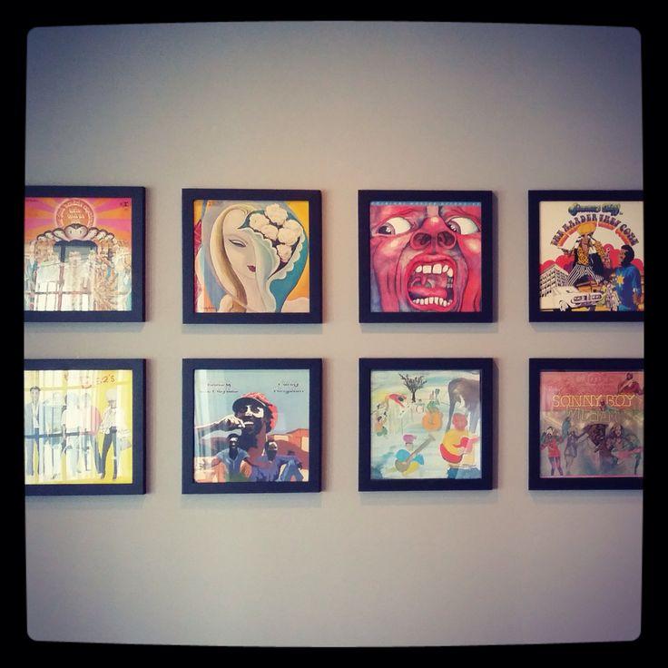 Best 11 Vinyl record frames images on Pinterest | Vinyl records ...