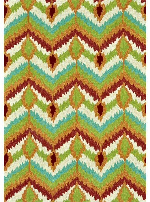 This Enzo Multicolor Collection rug (EZ-01) is manufactured by Loloi.