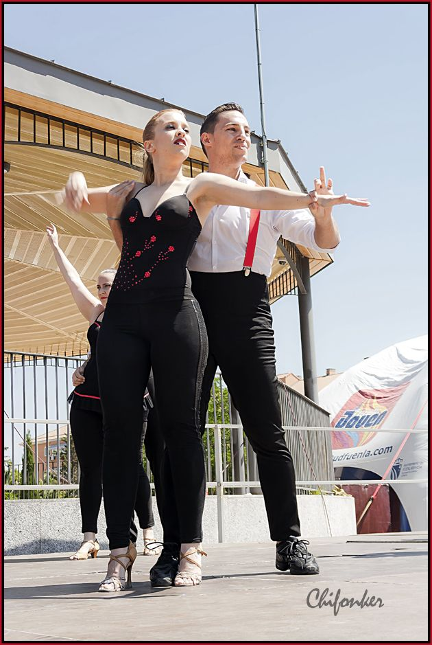 Fuenlabrada dances even if it´s hot (2017)