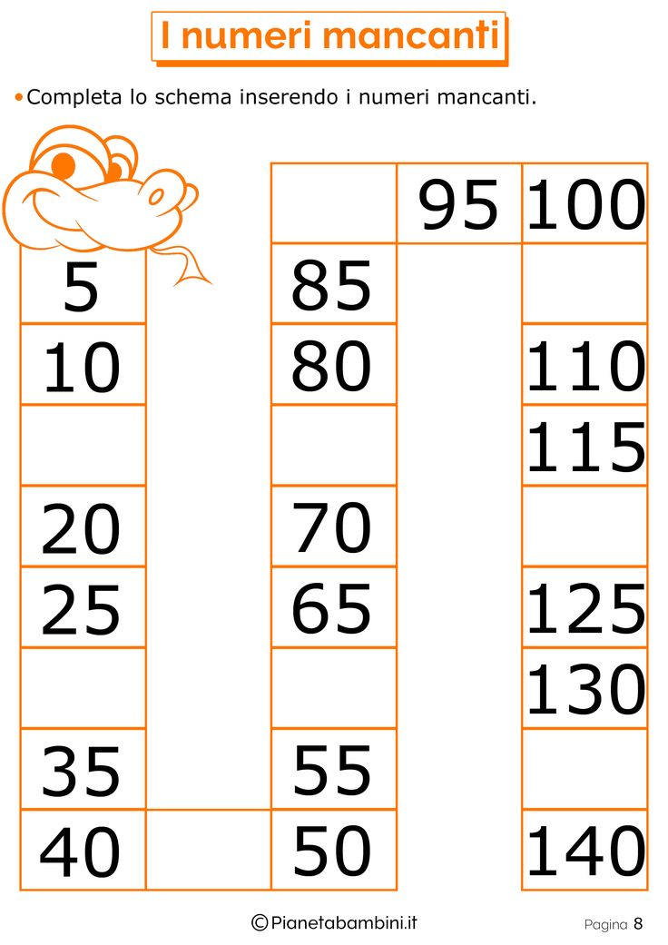 Bien connu Oltre 25 fantastiche idee su Matematica per bambini su Pinterest  CF82