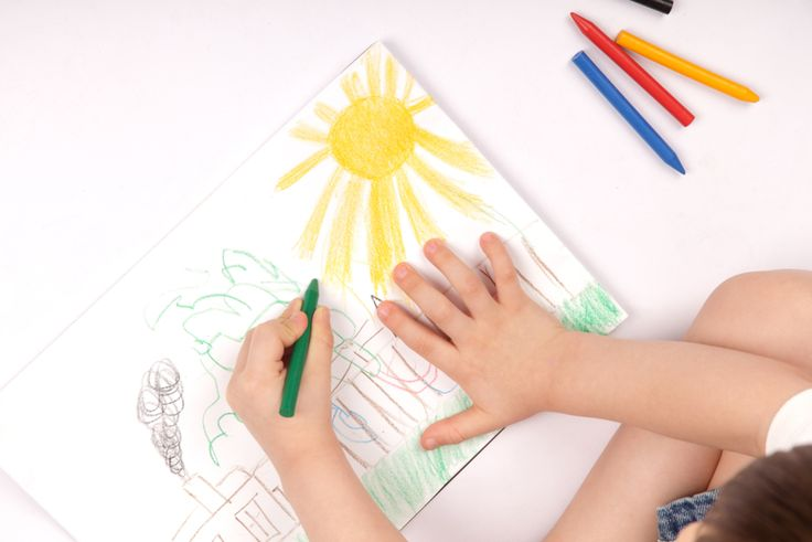 kids drawing in adverts - Google Search