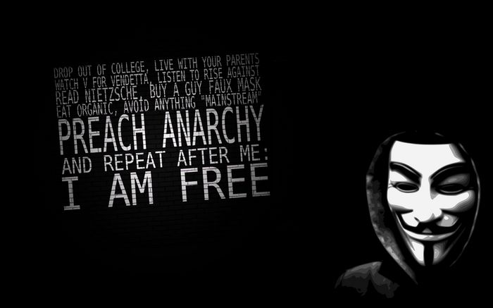 Anonymous, Anarchy wallpaper Anarchy, Anarchy quotes