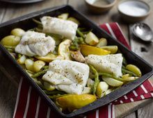 One Pan Roast of Norwegian Cod Loin Recipe