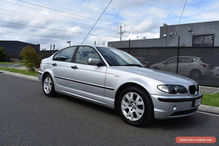 BMW 318i E46 UPDATE ALLOYS BOOKS 121077Ks NO RESERVE MERCEDES AUDI VOLVO VW #bmw #318i #forsale #australia