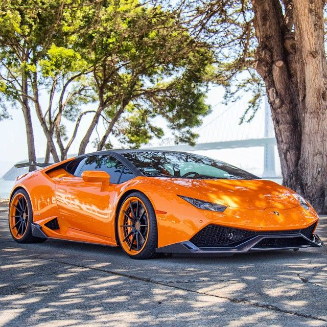 Lamborghini Huracan Follow @Italian_MadWhips Freshly