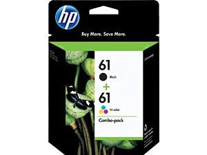 HP 61 Black & Tri-color Original Ink Cartri... by HP for $30.99 http://amzn.to/2fD8QEv