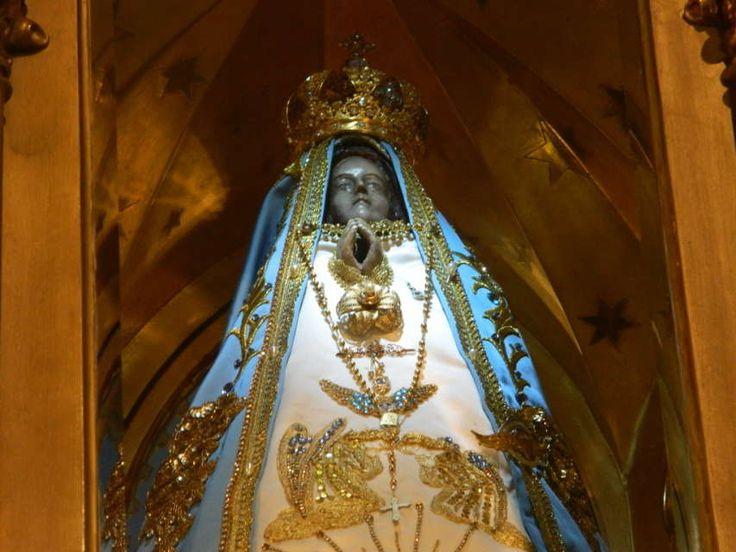 El sábado 2 de abril comienzan las fiestas de la Virgen del Valle