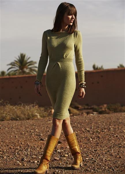 Leila Hafzi for Sandnes Garn