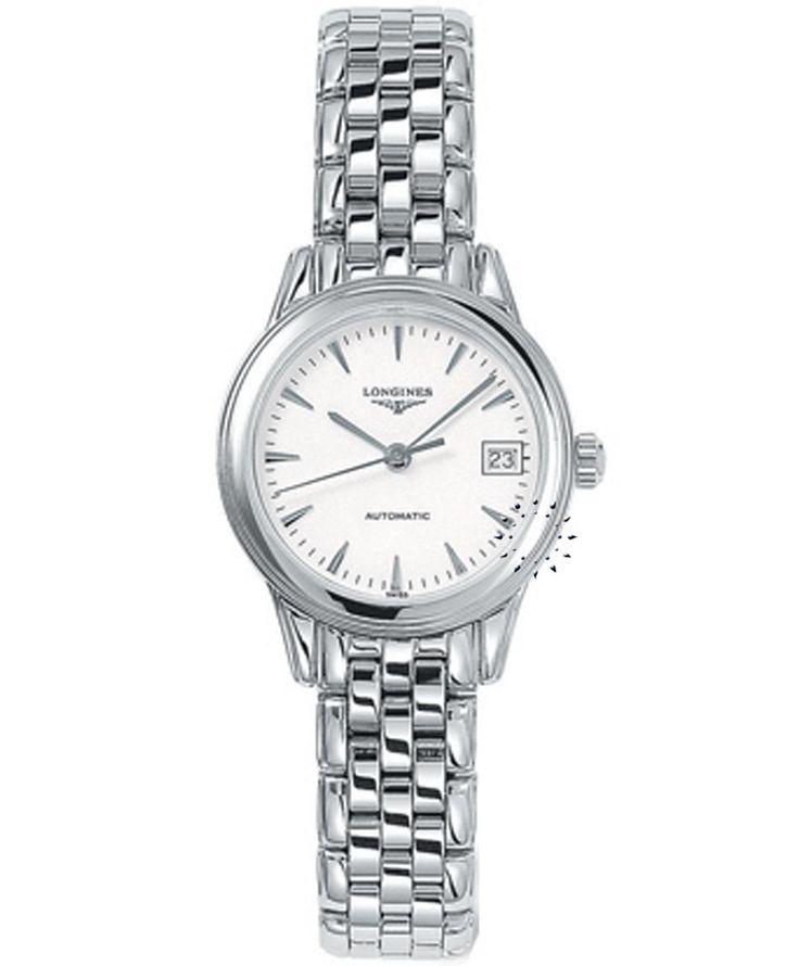 LONGINES Le Grand Ladies Stainless Steel Bracelet Τιμή: 1.040€ http://www.oroloi.gr/product_info.php?products_id=34358
