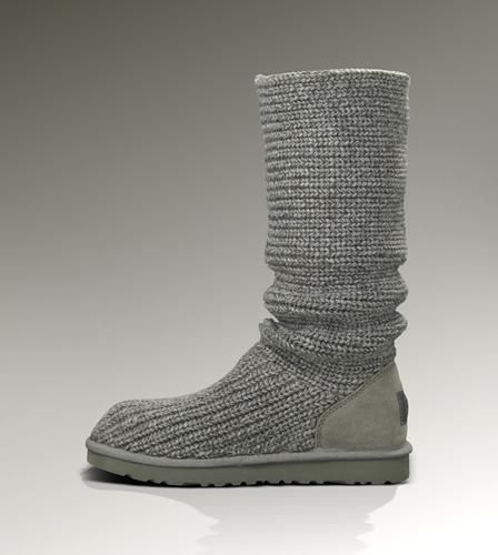 UGG Classic Cardy Boots 5819 Grey2 dokuz limited offer,no tax and free shipping.