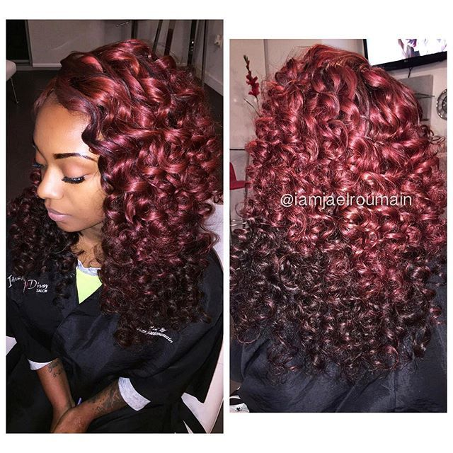 Incredible 1000 Ideas About Brazilian Deep Wave On Pinterest Sew In Weave Short Hairstyles For Black Women Fulllsitofus
