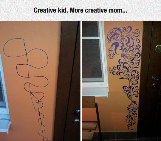 Mom Saves The Day - @charityhawks5 would this solution ever have come in handy?  =D