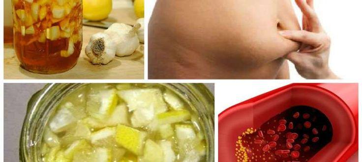 Cómo limpiar los vasos sanguíneos de colesterol en 40 días