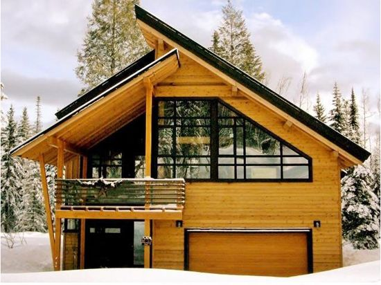 I like this a lot. Seems like a natural transition to the style, makes it a bit more modern and brings some symmetry to the asymmetrical nature.  It doesn't have to be light wood.