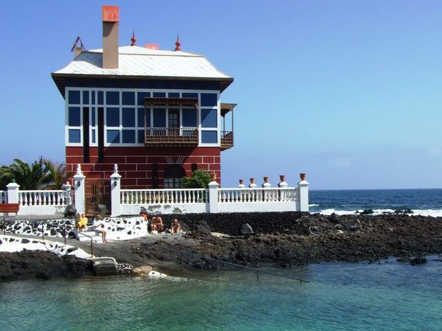 Casa Juanita, The Blue House on the island Lanzarote Cycling
