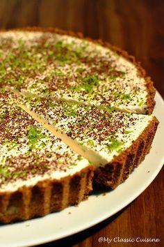 Tarta cu Crema de Limeta ~ My Classic Cuisine