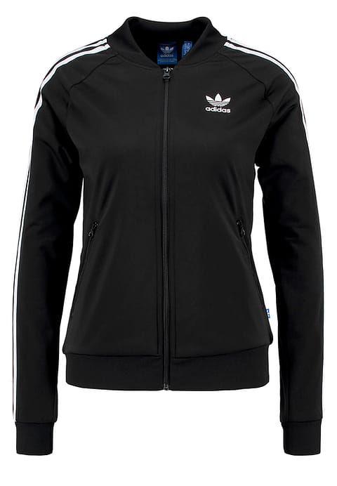 Bestill  adidas Originals Bombejakke - black for kr 699,00 (27.11.17) med gratis frakt på Zalando.no