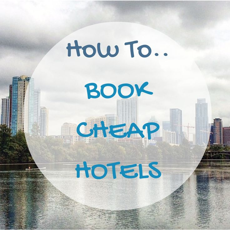 Want to know how to book cheap hotels with savings up to 50-60%. As a full-time traveller it's been years since I paid full price. Let me show you how.