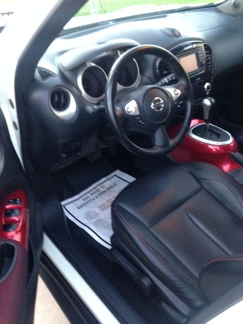 My 2011 Nissan Juke SL