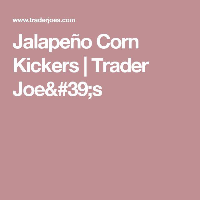 Jalapeño Corn Kickers | Trader Joe's