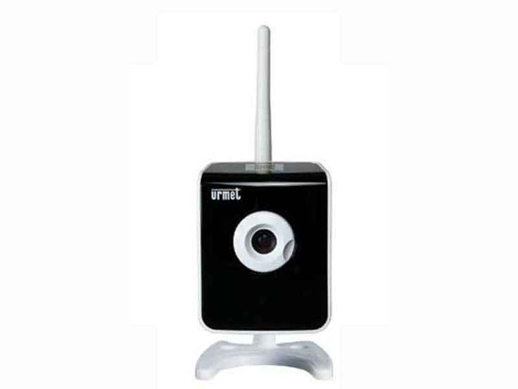 I prodotti di elettronew.com - Telecamera IPCam WiFi Urmet con ottica 3,6mm 720P SD da interno #videosorveglianza #telecamere #videoregistratori #edilizia #tecnologia #videocontrollo #sicurezza #antifurti #monitor #urmet