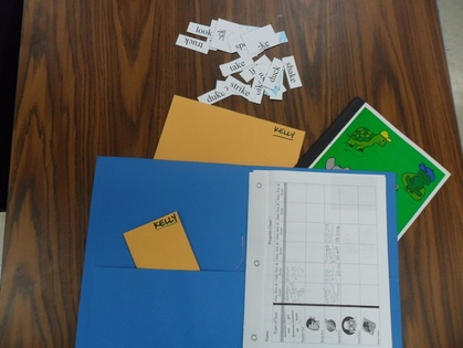 Words Their Way:  Downloadable instruction sheets!