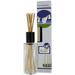 FRESH LINEN - LIMITED EDITION by Exceptional Parfums FRESH LINEN SCENTED 5.8 OZ REED DIFFUSER WITH 12 - 10.5 IN REEDS f by Fresh. $20.48. FRESH LINEN - LIMITED EDITION by Exceptional Parfums FRESH LINEN SCENTED 5.8 OZ REED DIFFUSER WITH 12 - 10.5 IN REEDS for UNISEX. Launched by the design house of Exceptional Parfums in 2011, FRESH LINEN - LIMITED EDITION by Exceptional Parfums for Men and Women posesses a blend of: It is recommended for wear.