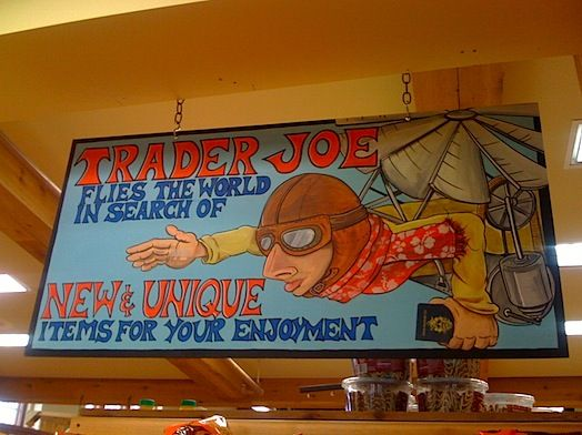 Friday Five: Trader Joe's and Weight Watchers