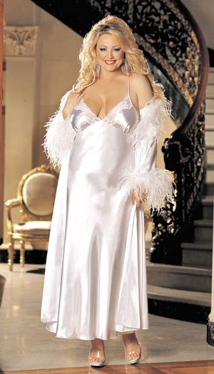 Lingerie Gowns and Robes – fashion dresses