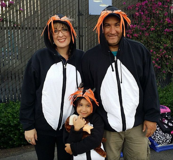 Penguin Costume Diy Crafting